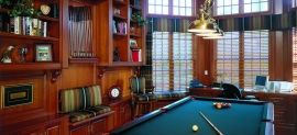 Custom-Office-with-Pool-Table
